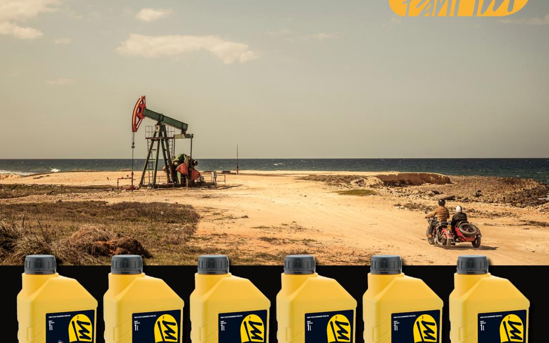 Olie fra PanAm – Nygaard anbefaler