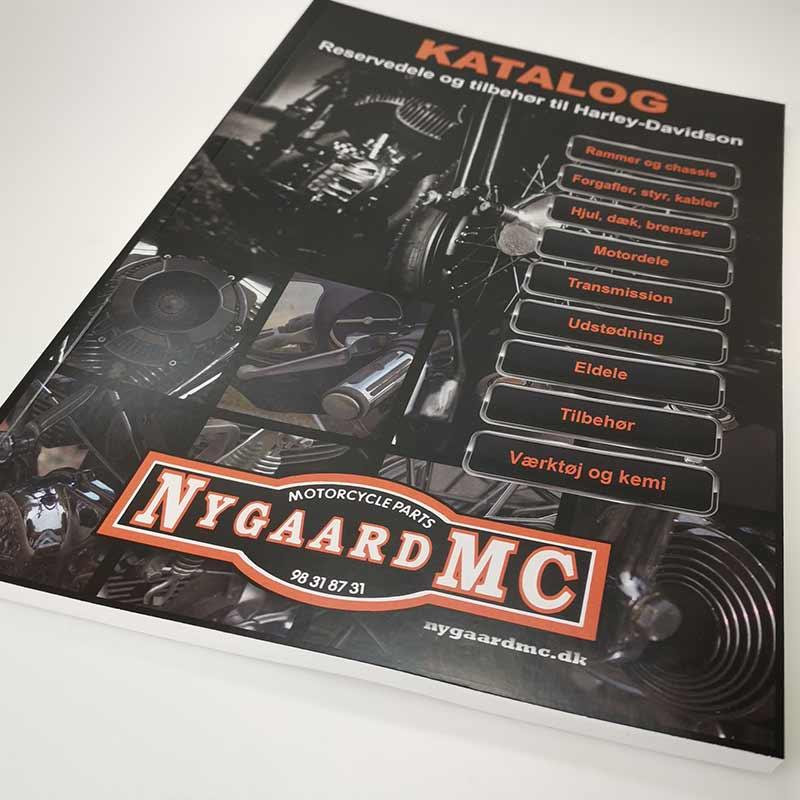 Nygaard MC trykt katalog